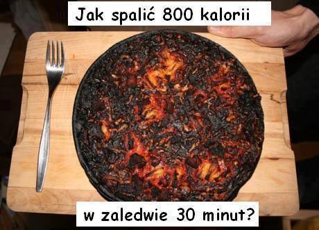 3 Spalanie kalorii