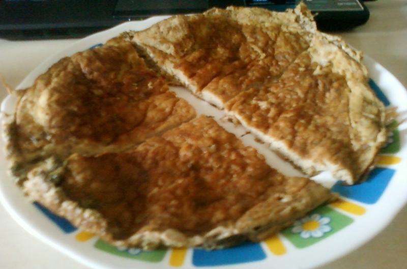 omlet Szybki omlet na CKD